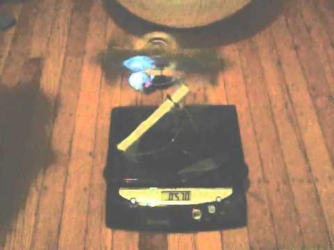 Anti Gravity Laithwaite Device Dormant Gyros 2A Effect!