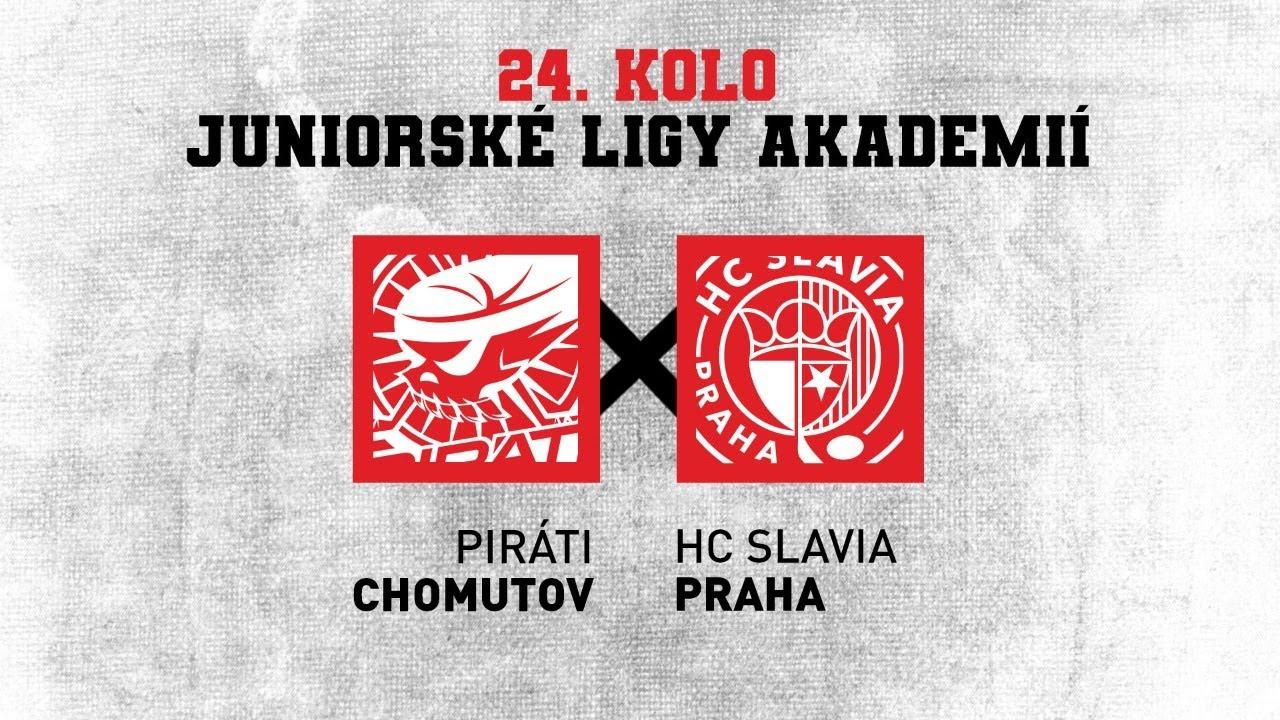 24 Kolo JLA Pir U00e1ti Chomutov Vs HC Slavia Praha YouTube