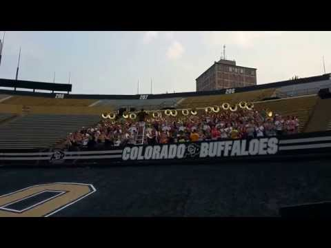 University of Colorado Fight Song 2015