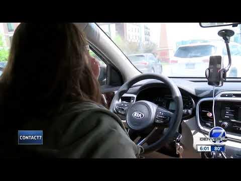 Sex, groping, drunkenness detailed in Denver rideshare police reports