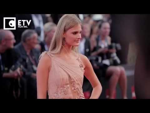 Constance Jablonski, Best Red Carpet Gowns 2014 Venice Film Festival