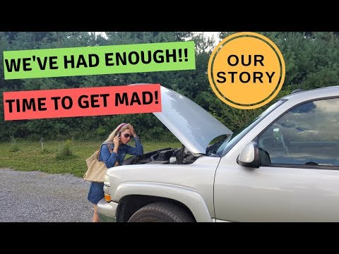 "Story About Our, ""WE'VE HAD IT WITH DEBT"" moment / What made us mad enough to change!!"