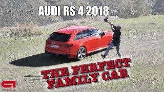 Audi RS 4 Avant (2018) review