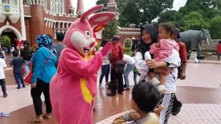 Bermain di Kids Playground Istana Anak Taman Mini Indonesia Indah | TMII
