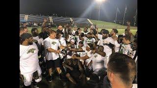 2018 PAFA Football Championship Game Highlight Commentary (OKC Jaguars vs Tri-City Panthers)