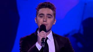 Harrison Craig Sings More Than A Dream: The Voice Australia Season 2