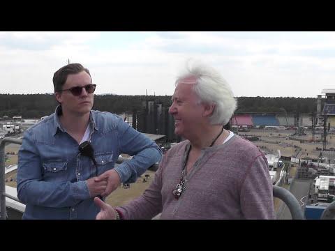 Böhse Onkelz live @ Hockenheimring - Interview mit Wizard Promotions