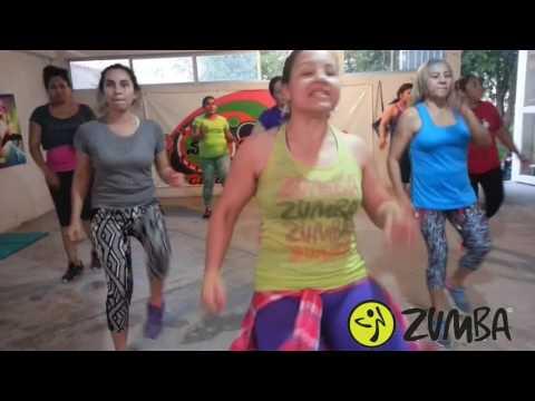 Zumba Routine Cumbia Villera