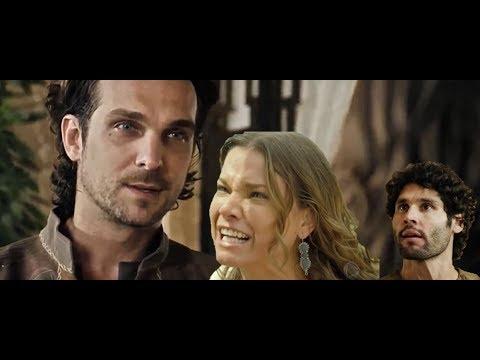 O Rico e Lázaro, prestes a ver Asher, Joana é impedida por Zac