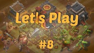 """Clash of Clans - Let's Play [#8] """"MILJOENEN PAKKEN"""" [Nederlands]"""