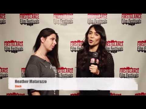 Heather Matarazzo FirstGlance Film Fest