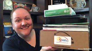 MONDAY MAILBAG! Secret Snacks Subscription Box, Tati Beauty Palette, and FREEBIES!