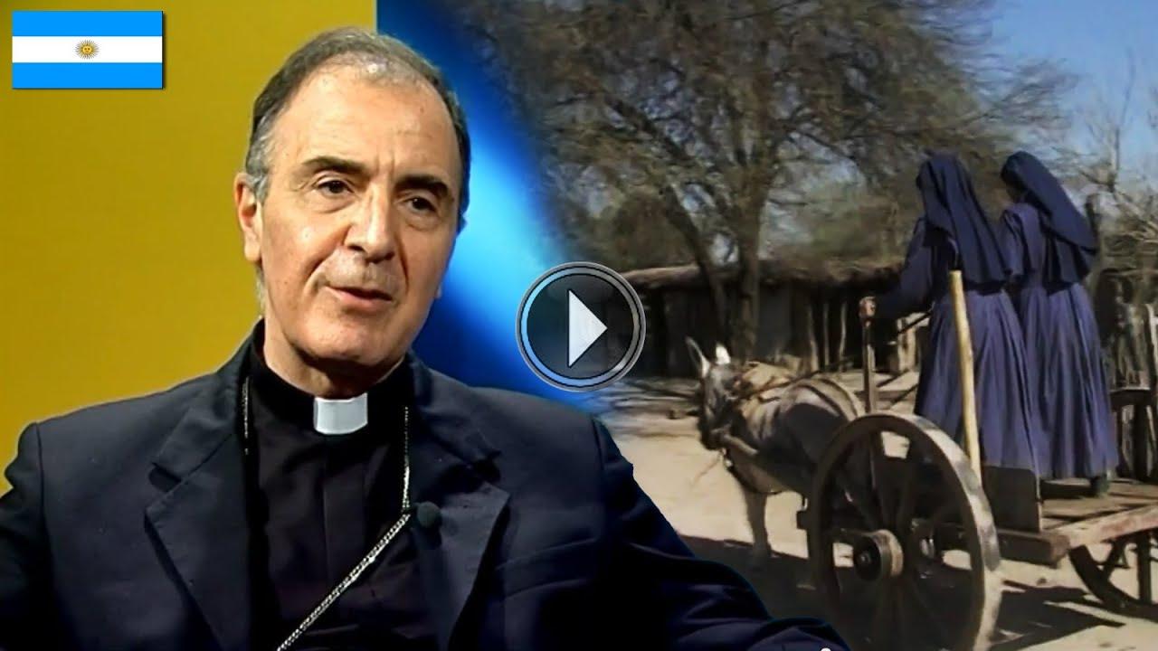 Mons. Hugo Barbaro, Obispo de San Roque, Chaco, Argentina