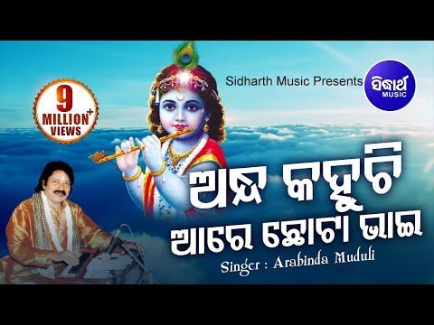 ANDHA KAHUCHHI ଅନ୍ଧ କହୁଛି || Album-Kanha Aase Nandighosa Re || Arabinda Muduli || Sarthak Music