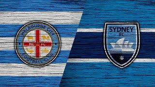 A League 2020 J29 Melbourne City Sydney FC