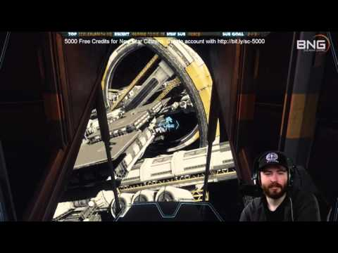 Creepin' & Peepin' with The Dark Passenger - Star Citizen PTU 2.0 (EARLY ALPHA)