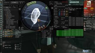 EVE Online Стрим. Альфа Галленте #07. Миссии Л3, садимся на крейсер. Муки нехватки скиллов