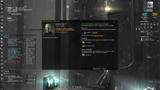 EVE Online Стрим. Альфа Галленте #07. Миссии Л3, садимся на крейсер.