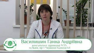 Василишин Ганна Андріївна. Здравниця №25, м. Львів