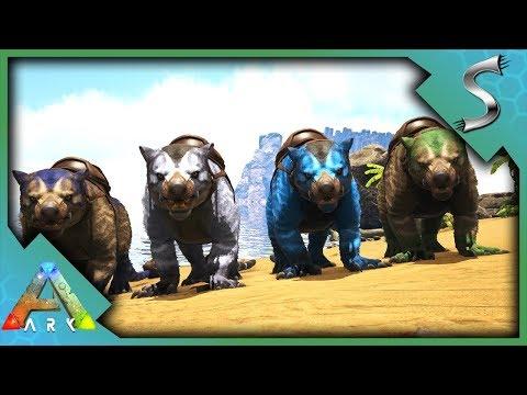 BREEDING FOR STAT MUTATIONS! THYLACOLEO MASS BREEDING! - Ark: Survival Evolved [S4E49]