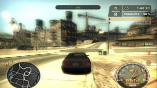 Vidéo Détente Need For Speed Most Wanted (2005) :