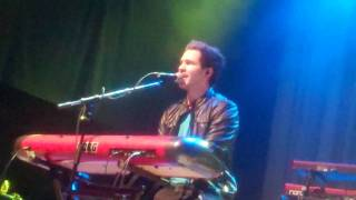 Andy Grammer-  Keep Your Head Up in Houston,Tx