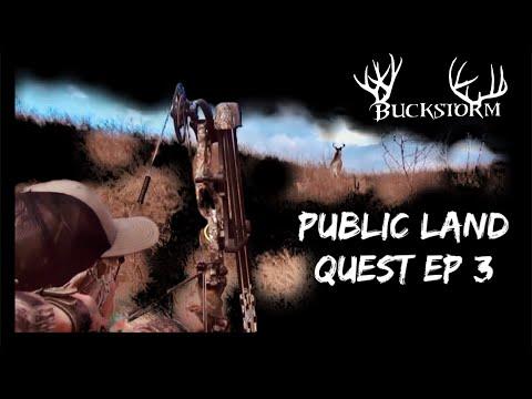 Public Land Quest   Ep 3   South Dakota   Buckstorm