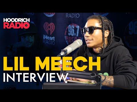 DJ Scream - Lil Meech on New Music, BMF Series w/ 50 Cent, Big Meech & More!