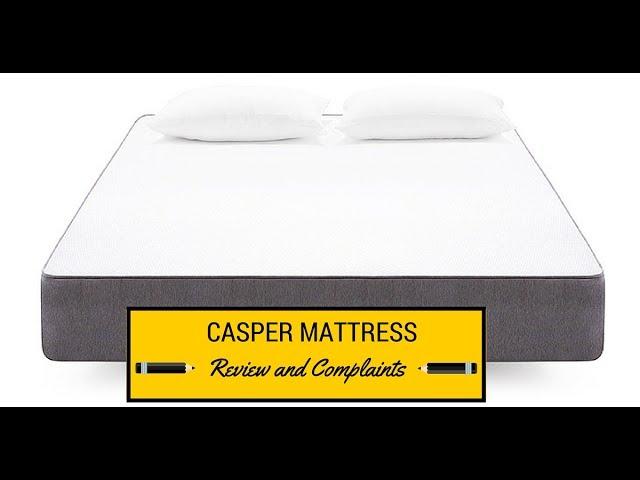 casper mattress review- the one perfect mattress?