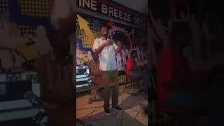 Jose gatutura performing live