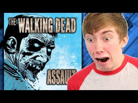 THE WALKING DEAD: ASSAULT - Part 1 (iPhone Gameplay Video) - 동영상