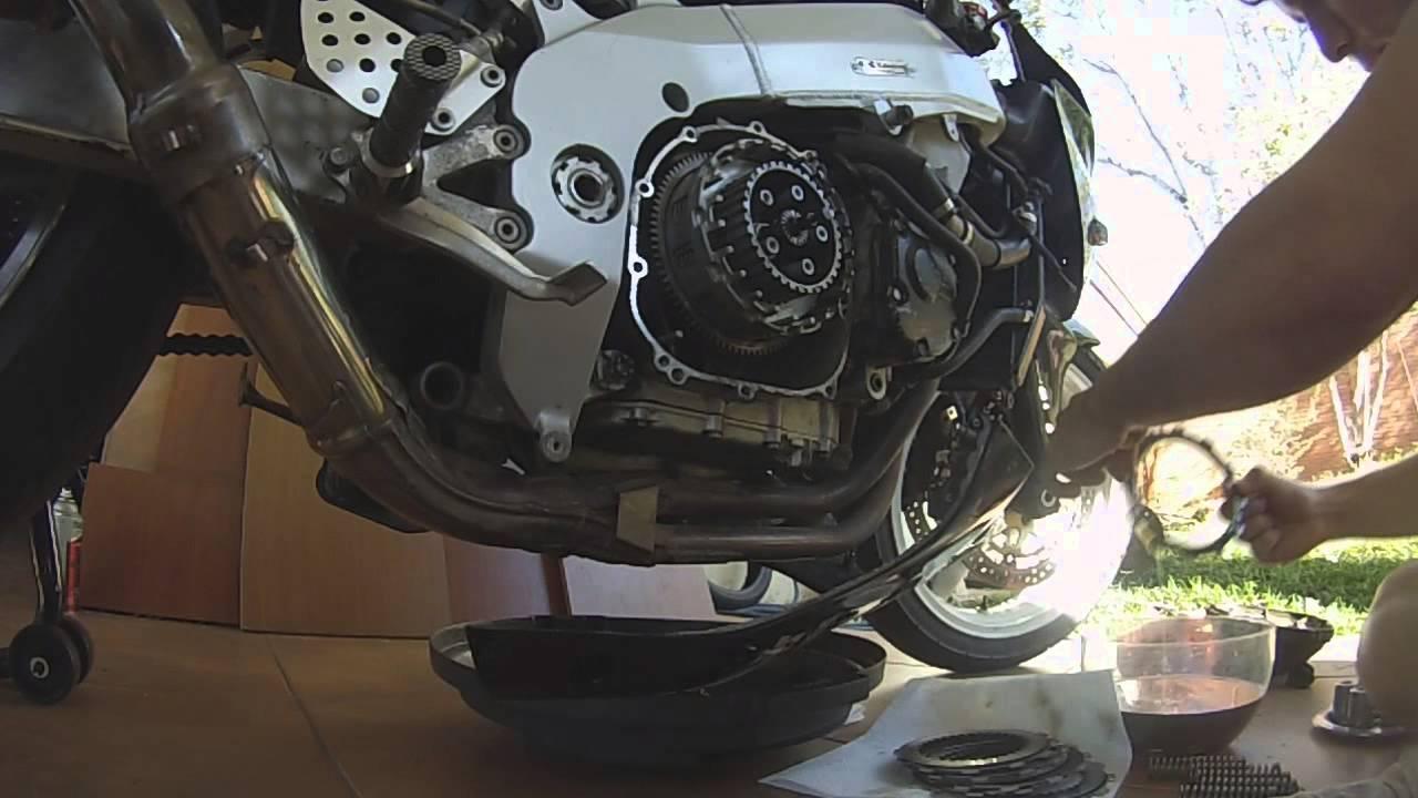 medium resolution of clutch kit replacement kawasaki ninja zx9r