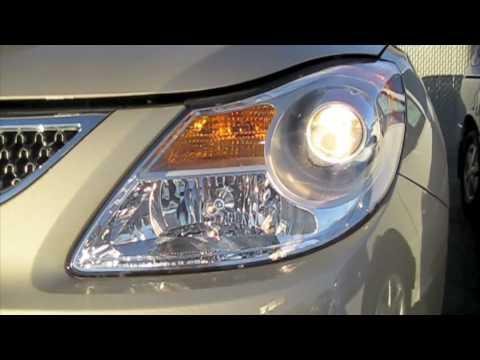 2008 Hyundai Veracruz Start Up, Engine, and In Depth Tour