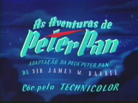 Peter Pan (Walt Disney) - Abertura Mp3