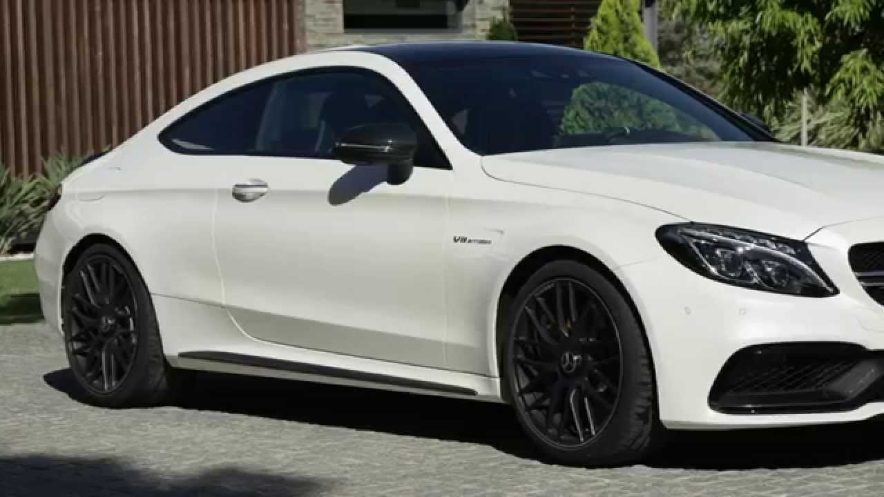 New 2017 Mercedes Amg C63 S Coupe Design Youtube