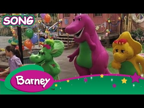 Barney - The Clapping Game (SONG)