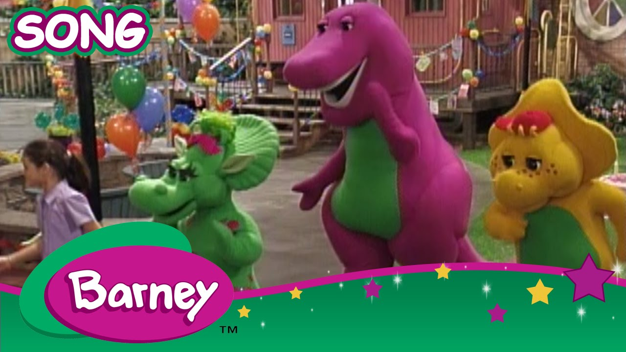 barney a game for everyone