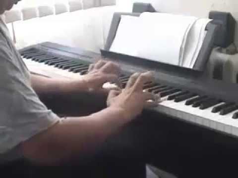 упражнения на пианино