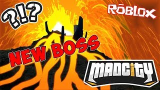Mad City new boss is since we fight against him and ... | Roblox