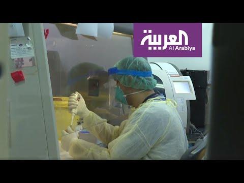 السعودية.. كاميرا العربية تتجول بمختبر كشف عينات فيروس كورون  - نشر قبل 7 ساعة