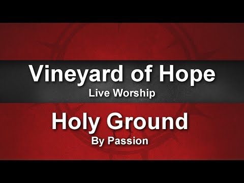 Holy Ground Worship Song