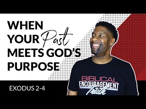 When Your Past Meets God's Purpose | AUDIO SERMON