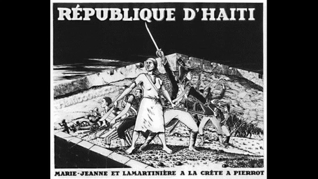 La bataille de la Crête-à-Pierrot