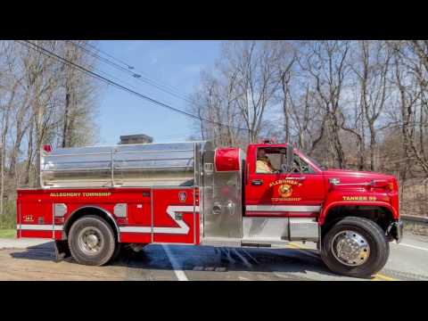 """Allegheny Township Fire Dept 2016 """"75 Years"""""""