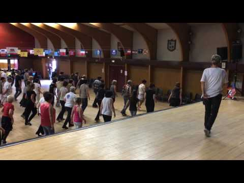 RECORD YEAR - LINE DANCE