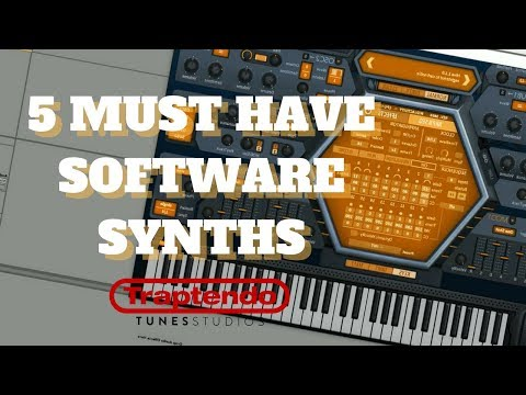 5 Must Have Software Synth VST's For Music Production