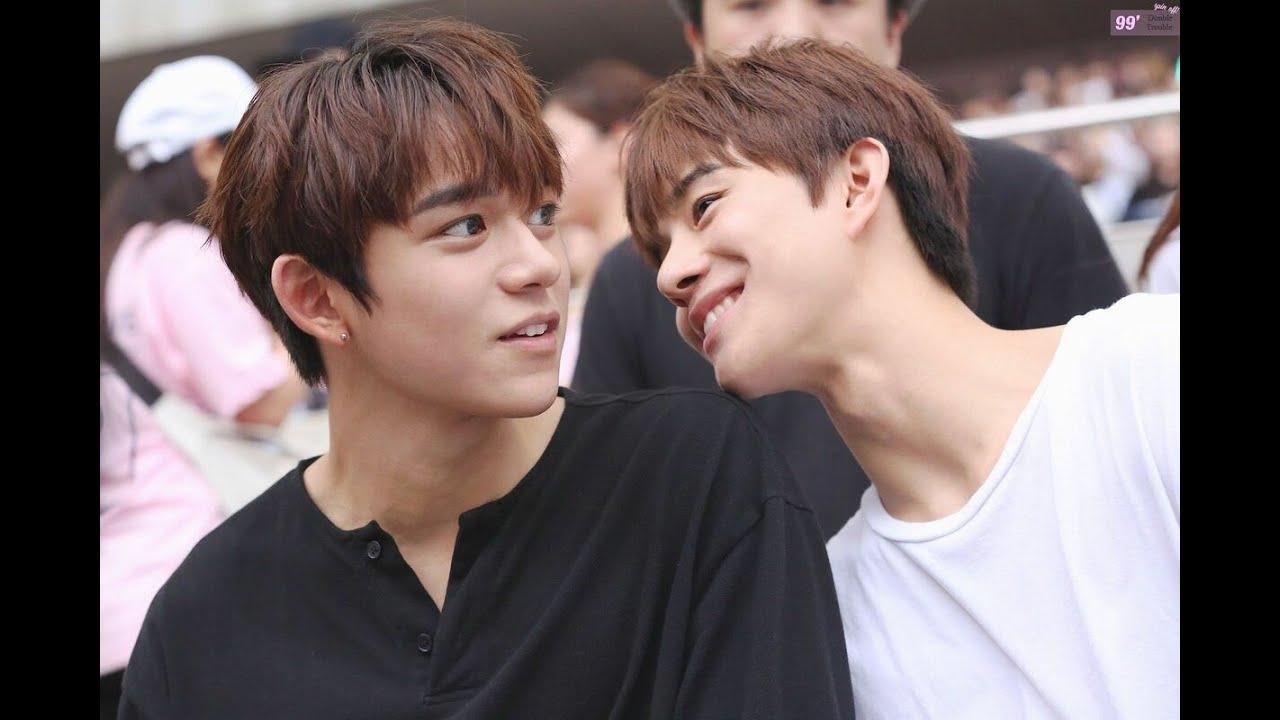 NCT Lucas & Jungwoo (Luwoo) - We match each other