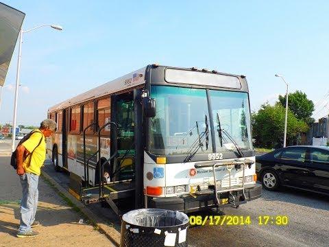 MTA Maryland: Bus Observations (June 2014)   -  Part 4/5  [#008]
