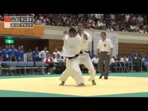 Men's -73kg】山本悠司(帯広農業...