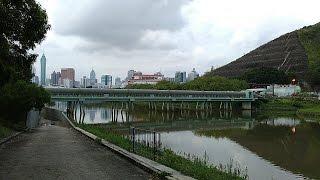 4x 羅湖去粉嶺站單車徑 附近有兩間任食豆花店 羅湖邊境去粉嶺站 Lo Wu to Fanling Station Cycling in Hong Kong